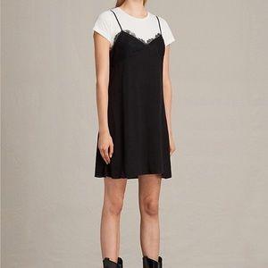 AllSaints Ives Dress, Size M